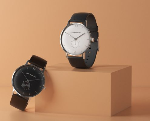 Timeless and close: Product design and lifestyle for the wrist