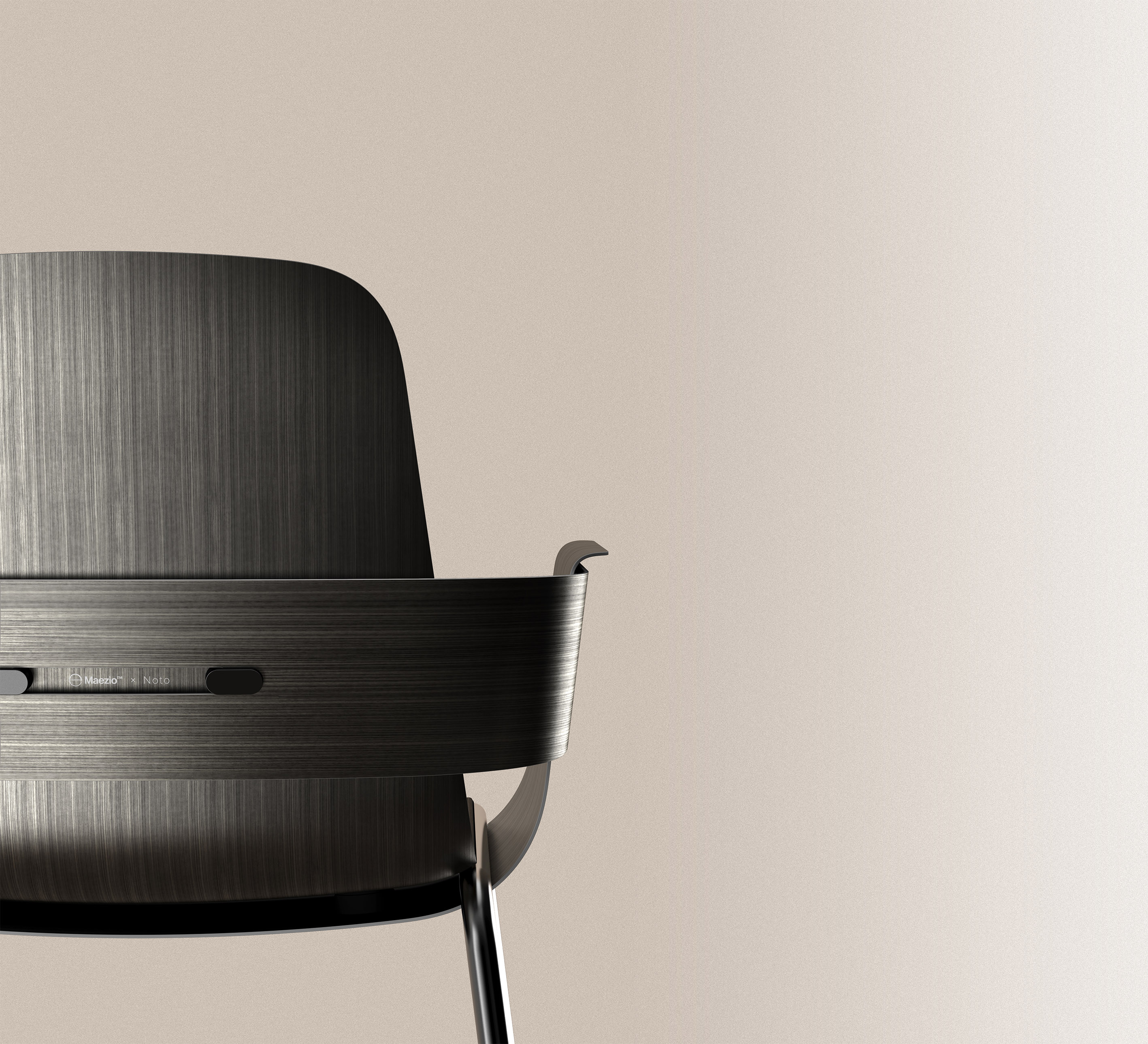 Covestro Maezio Chair : Creating a new direction for a new material.