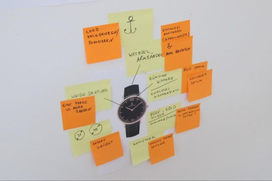 The road to success through design strategy and pure product design