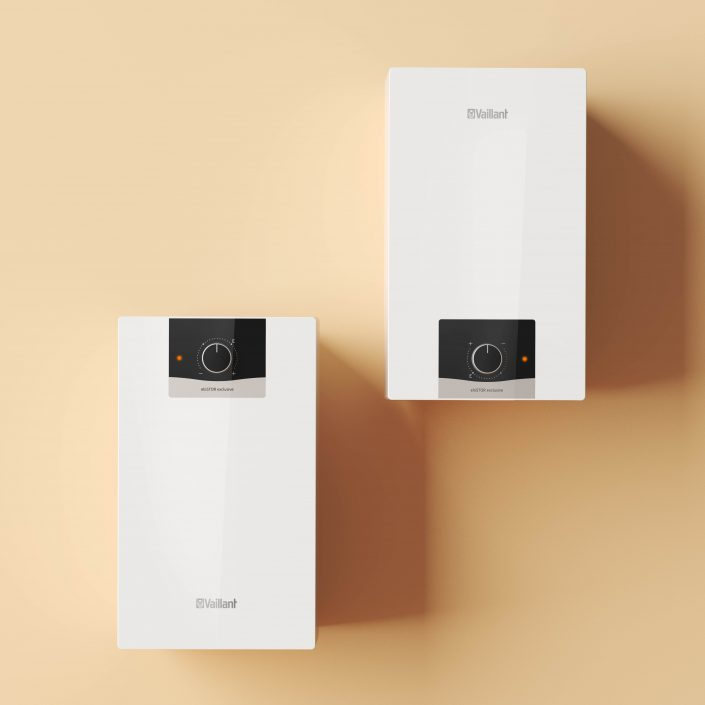 A user-centered approach to developing a new design language for Vaillant